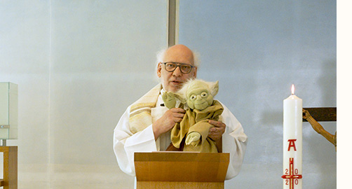 Yoda Homily by Fr. Godehard Bruentrup, S.J. on Easter Sunday